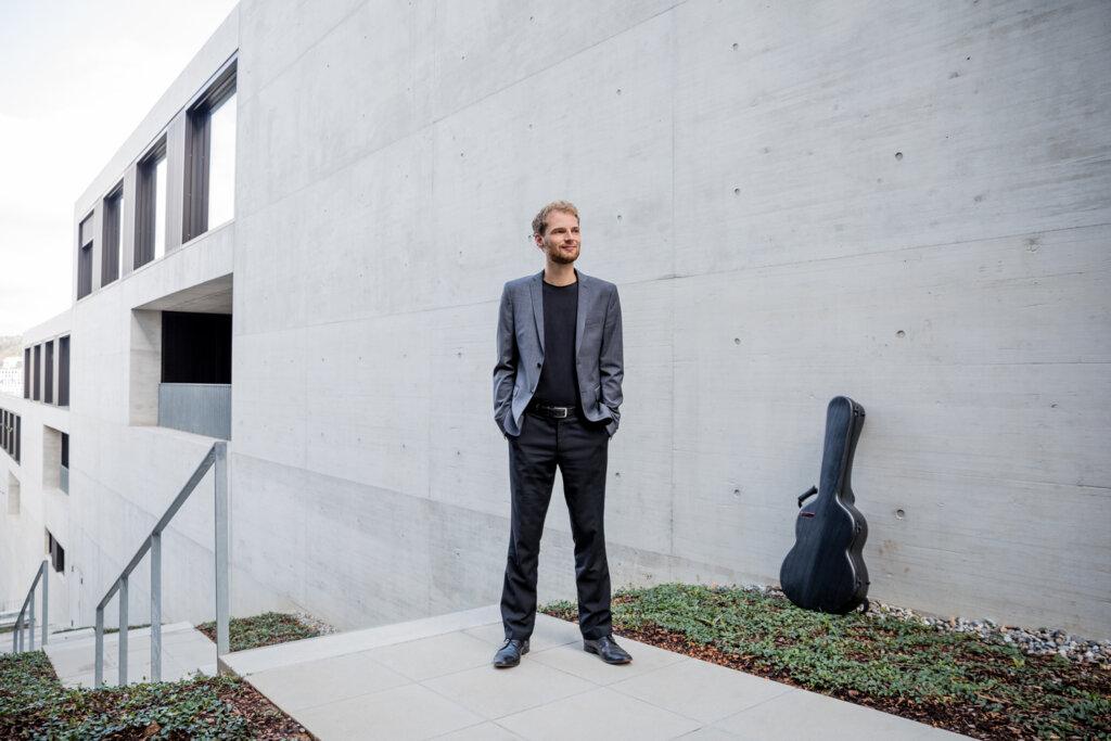 Musikerportrait Janis Neteler